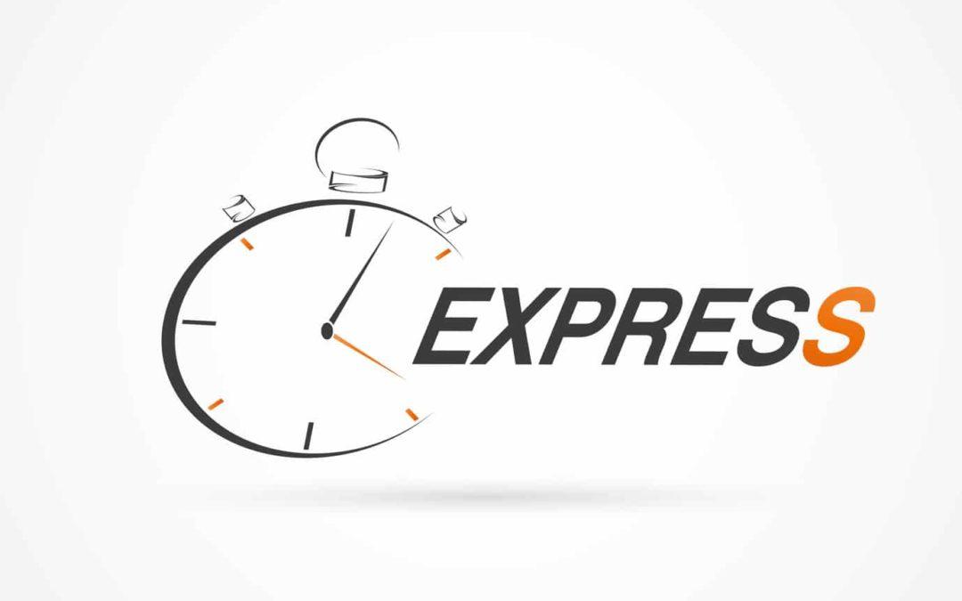 Was sollten Ihre Erwartungen von einem Express Scanning Services sein?